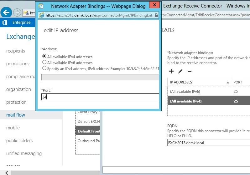 CryptoFilter for Microsoft Exchange